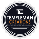 Templeman Creations Badge Logo